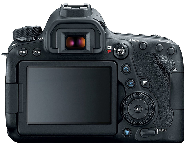Canon Eos 6d Mk Ii Review Canon Full Frame Dslr Review Budget
